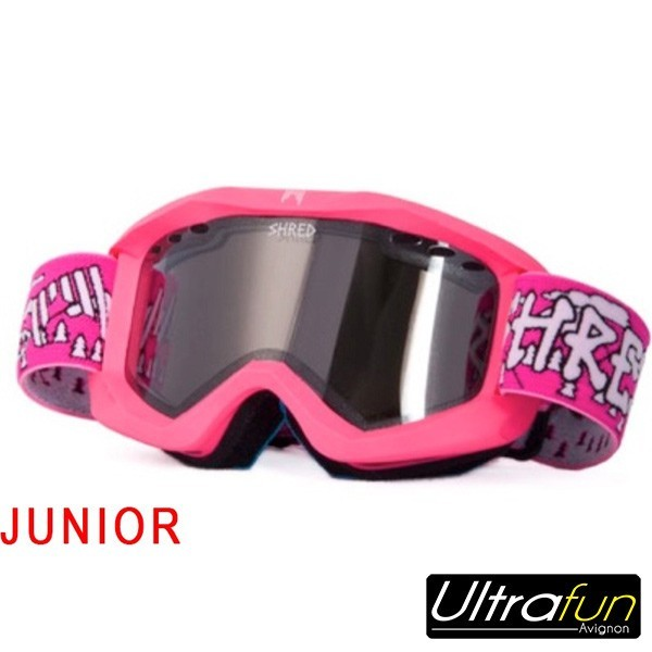 MASQUE SHRED JUNIOR SOAZA WHYWESHRED PINK