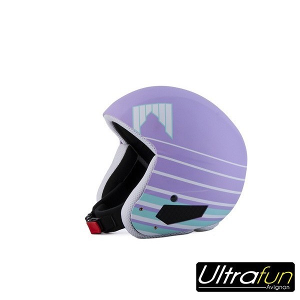 SHRED CASQUE MBB LINES LILAC