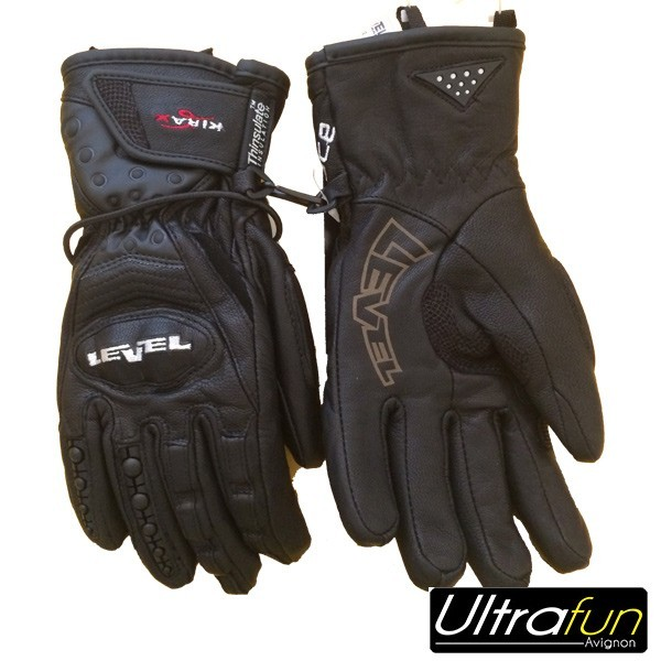 GANTS LEVEL RACE BLACK