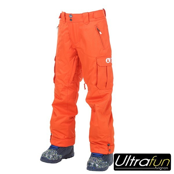 PICTURE OTHER PANT ORANGE