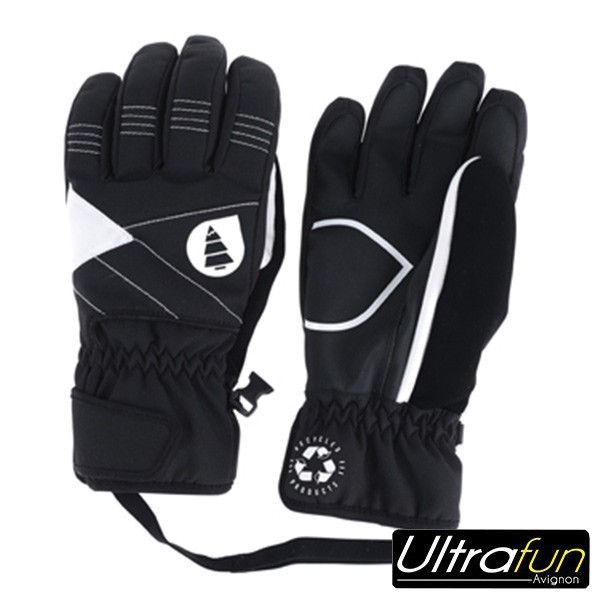 PICTURE ACT GLOVES BLACK FEMME