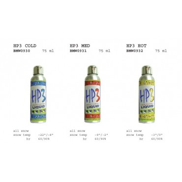 WAX BRIKO MAPLUS HP3 LIQUIDE FLUOR 75ml