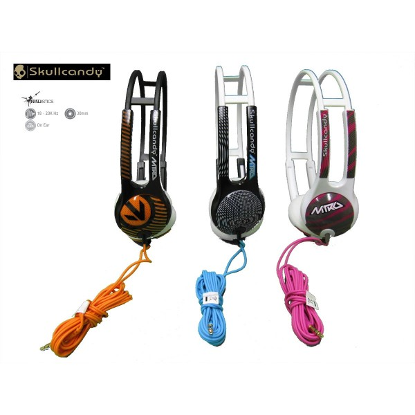 CASQUE SKULLCANDY ICON LTD NITRO