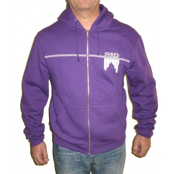 SWEAT SHRED  CAPUCHE Violet
