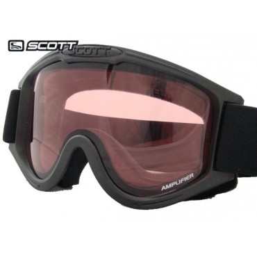 MASQUE DE SKI 89X SCOTT Blanc double ecran