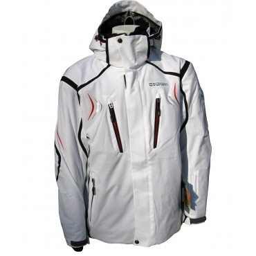 MEN'S JACKET GOLDWIN HIGH PERFOMANCE White