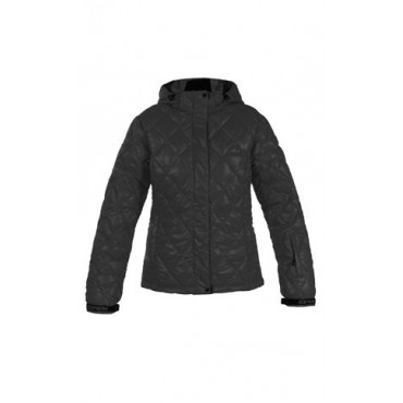 WOMEN JACKET ICEPEAK NANAH BLACK