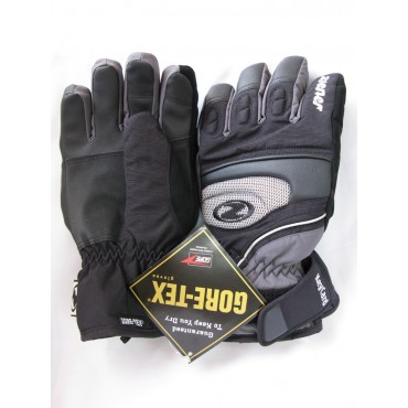 ZIENER Jr GLOVES WEDDY GT Black