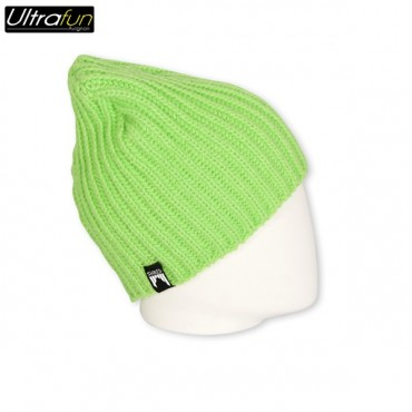 BEANIE SHRED CORDUROY GREEN