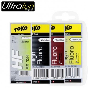 TOKO FART LOW FLUOR YELLOW 40g (LF) 2013