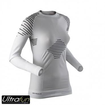 X-BIONIC FEMME INVENT SHIRT L/S SOUS-VETEMENT
