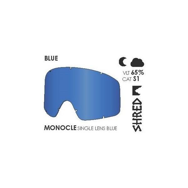 SHRED ECRAN MONOCLE SIMPLE BLUE