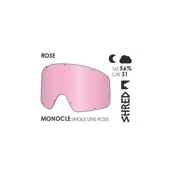 SHRED ECRAN MONOCLE SIMPLE ROSE