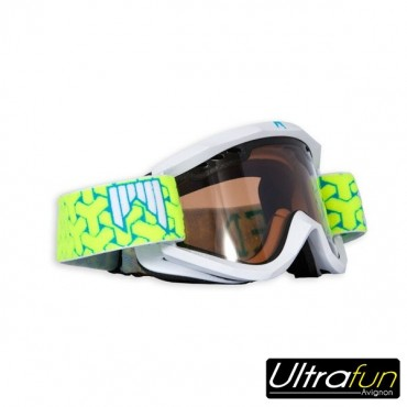 MASQUE SHRED SOAZA INTRA WHITE