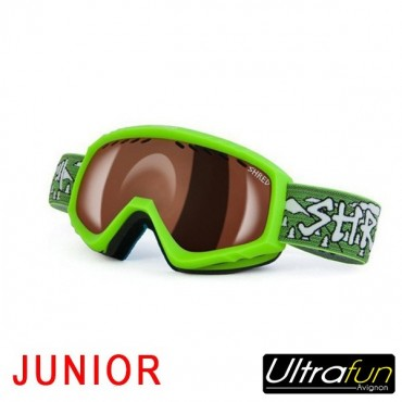SHRED MASQUE JUNIOR HOYDEN WHYWESHRED GREEN