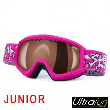 MASQUE SHRED JUNIOR HOYDEN WHYWESHRED PINK