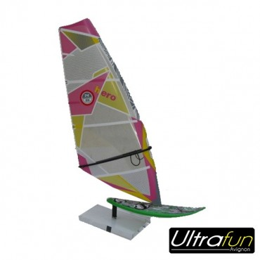 FIGURINE WINDSURF RRD VOILE NORTH-SAILS