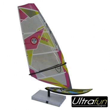 FIGURINE WINDSURF FANATIC VOILE HERO