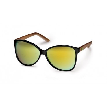 LUNETTE SHRED PSEUDOSOFT BLACK/GOLD