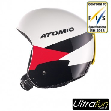 ATOMIC REDSTER WC BLANC CASQUE