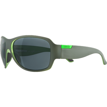 SHRED LUNETTE PROVOCATOR NOWEIGHT MARTIAL POLARIZED GREEN/GREEN