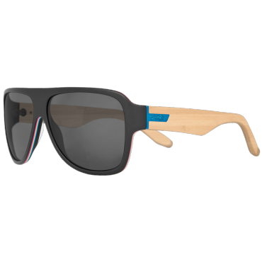 SHRED LUNETTE MAVS SHRASTAWOOD BLACK / WOOD