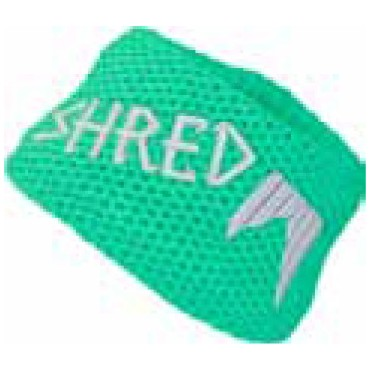 SHRED BANDEAU HEAVY KNITTED MINT