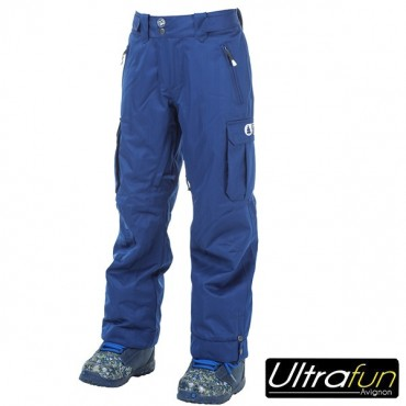 PICTURE OTHER PANT DARK BLUE