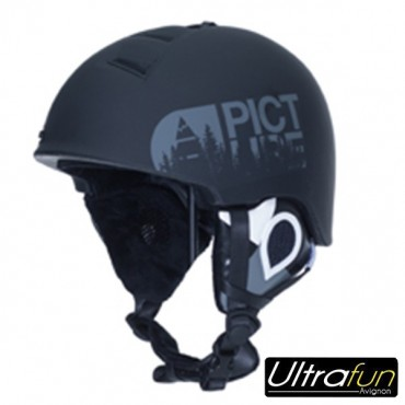 PICTURE CASQUE ARRON BLACK