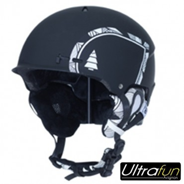 PICTURE CASQUE HUBBER 3 BLACK