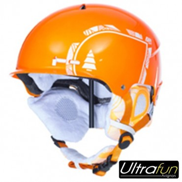 PICTURE CASQUE HUBBER 3 ORANGE