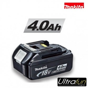 Batterie Li-ION 18 V 4,0 Ah MAKITA
