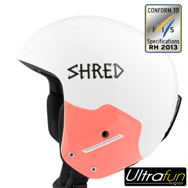 CASQUE SHRED BASHER NOSHOCK WIPEOUT
