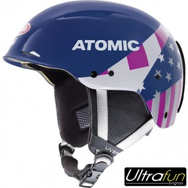 CASQUE ATOMIC REDSTER LF SL MIKAELA SHIFFRIN