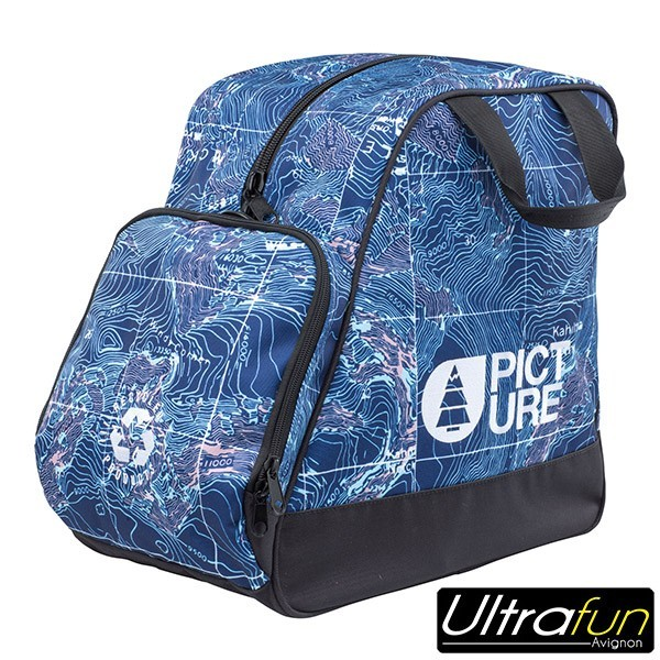 PICTURE SAC A CHAUSSURE BAG.2 TOPOGRAPHIC