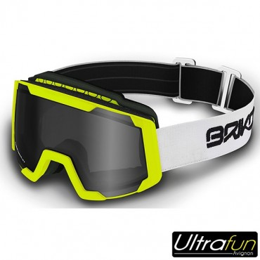BRIKO MASQUE LAVA JAUNE JUNIOR