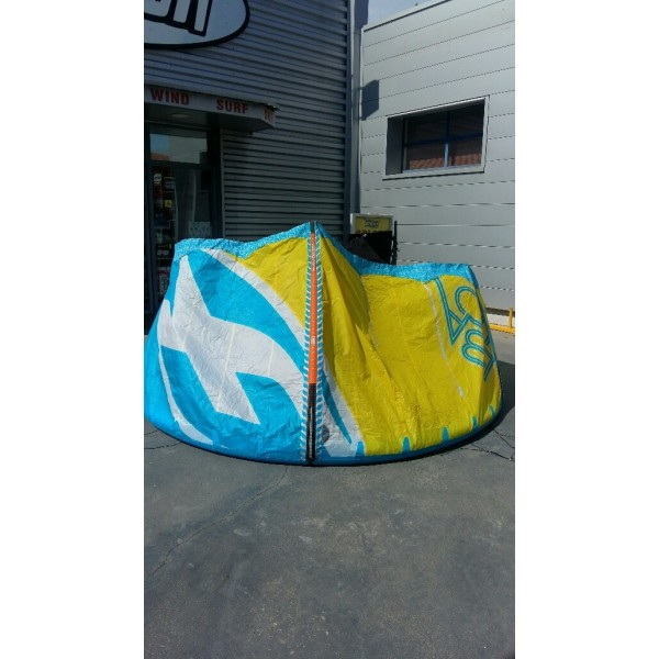 AILE KITE F-ONE BANDIT 8 NUE 8M2 OCCASION 2015