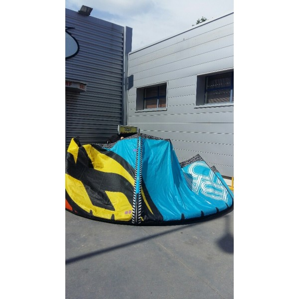 AILE KITE F-ONE BANDIT 8 NUE 11M2 OCCASION 2015