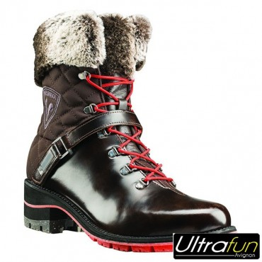 ROSSIGNOL CHAUSSURE FEMME MEGEVE BROWN