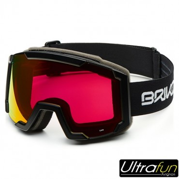 BRIKO MASQUE LAVA JUNIOR NOIR
