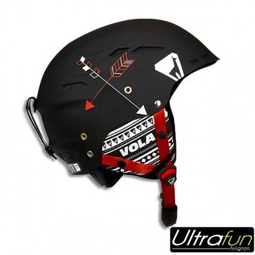 CASQUE VOLA FREE SL ARROW BLACK