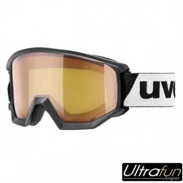 MASQUE UVEX ATHLETIC LGL BLACK
