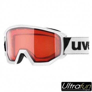 MASQUE UVEX ATHLETIC LGL WHITE