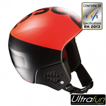 ROSSIGNOL CASQUE JUNIOR HERO 9 FIS IMPACTS + BARRE