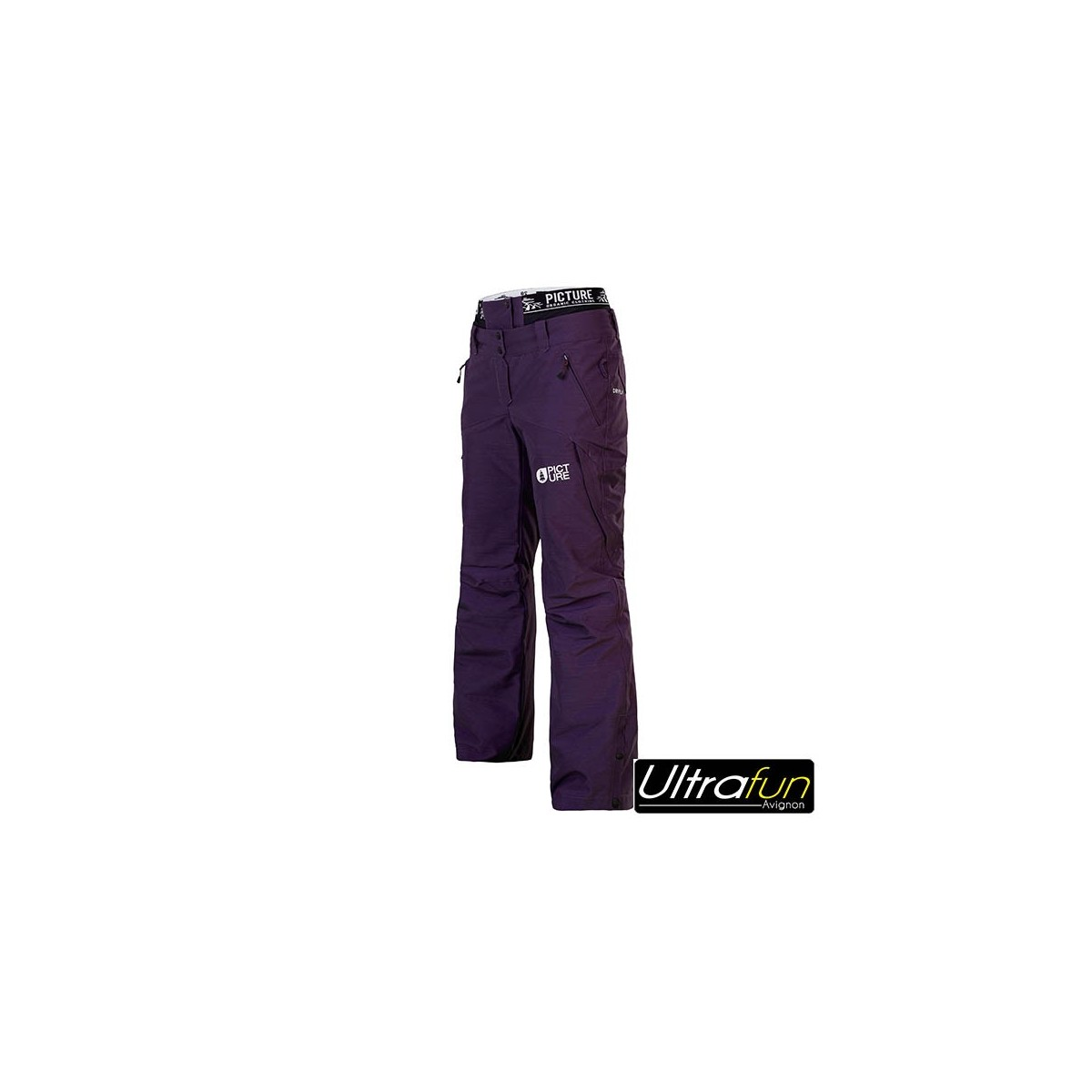 Picture Pantalon Purple Femme Ski Treva De Yvgyb76If