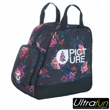 PICTURE SAC A CHAUSSURE FLOWER PRINT