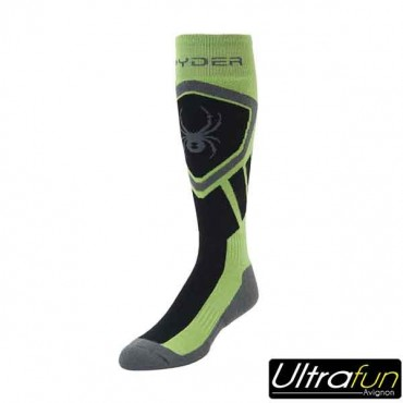 SPYDER DARE SOCKS GREEN