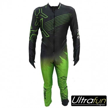 EXTREME WINTER RACESUIT COMPETITION SWE BLACK/GREEN