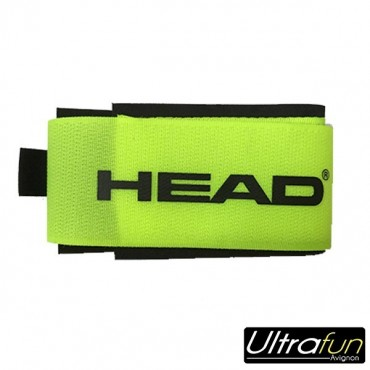 ATTACHE SKIS SCRATCH HEAD