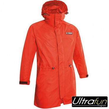 EXTREME WINTER VESTE DE PLUIE JUNIOR ROUGE